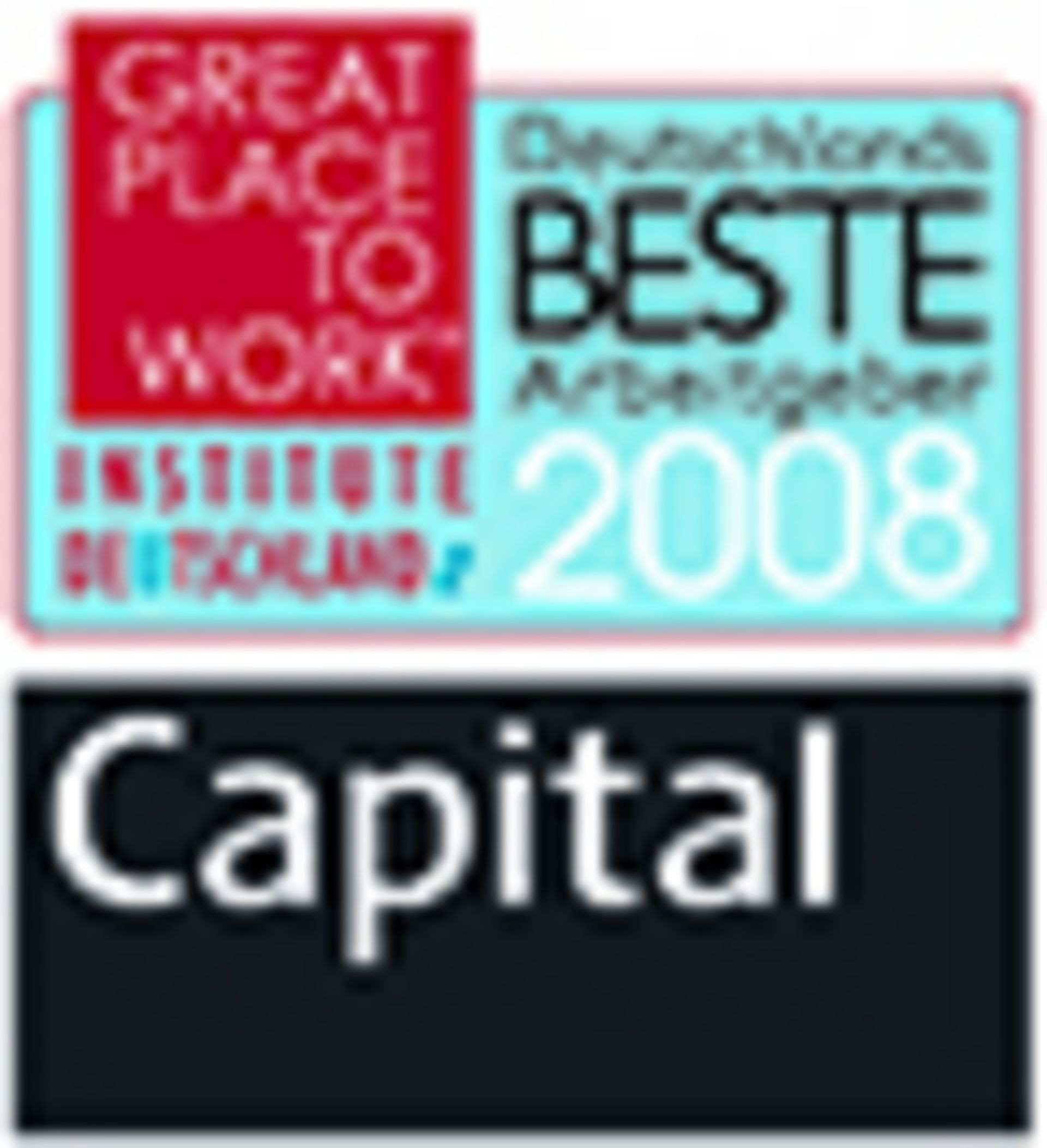 Great Place to Work 2008